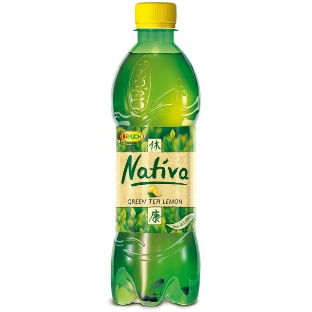 RAUCH Nativa Lemon TEA 0,35l